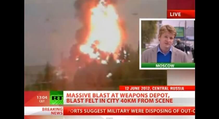 45391cf8a21689d5b5d890ff3658d840 ロシア軍事施設で大規模爆発 動画
