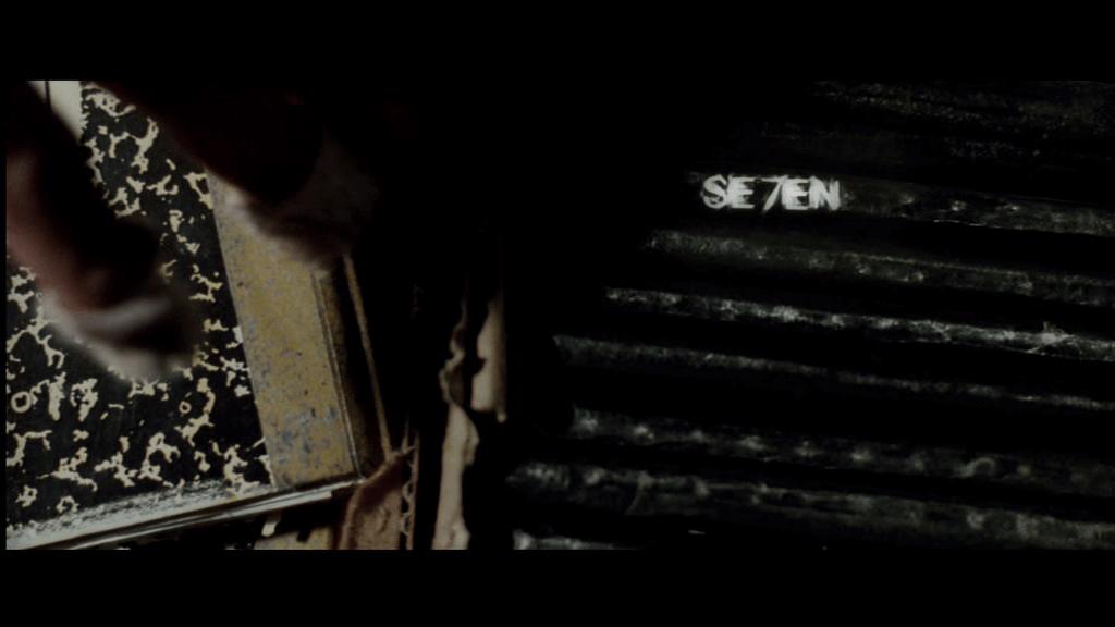 se7en 【ネタバレ】映画「セブン」の真犯人は、サマセット(モーガン・フリーマン)だった!? Quote