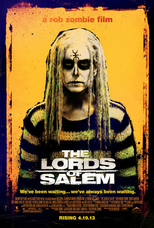 e3bbb36a ロブ・ゾンビ監督の最新作「The Lords of Salem」の最新トレイラーが解禁!! 動画