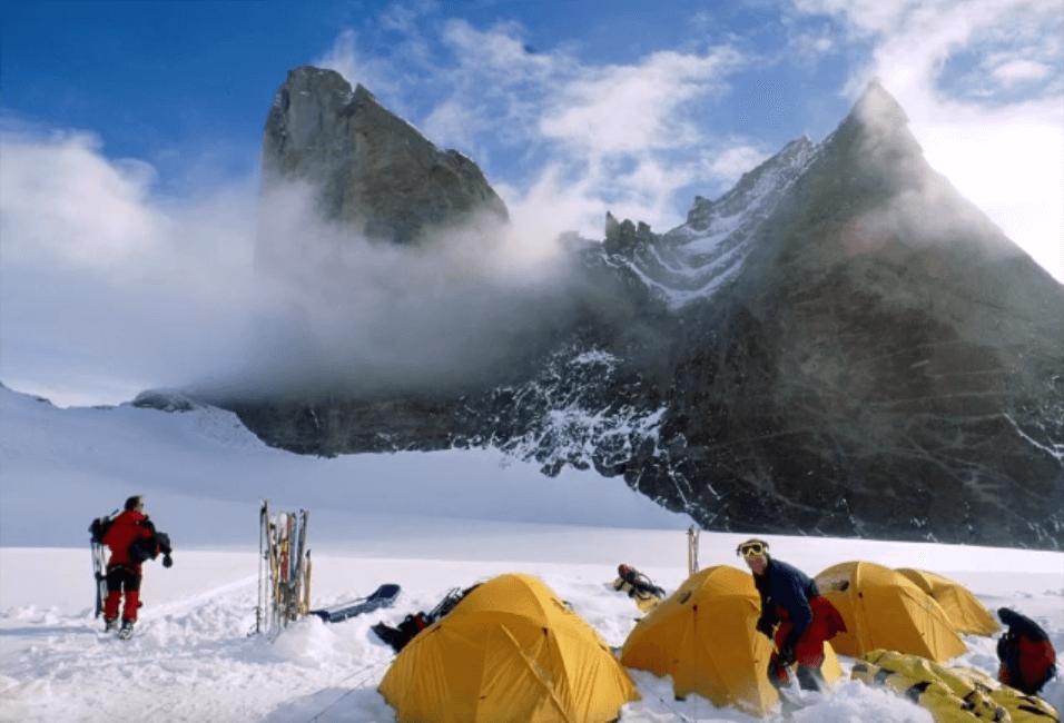 1 南極で古代の巨大都市遺跡がついに発見される?! 動画