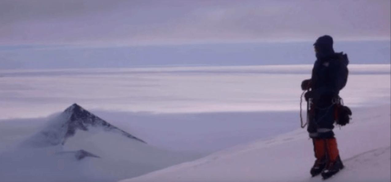 9 南極で古代の巨大都市遺跡がついに発見される?! 動画