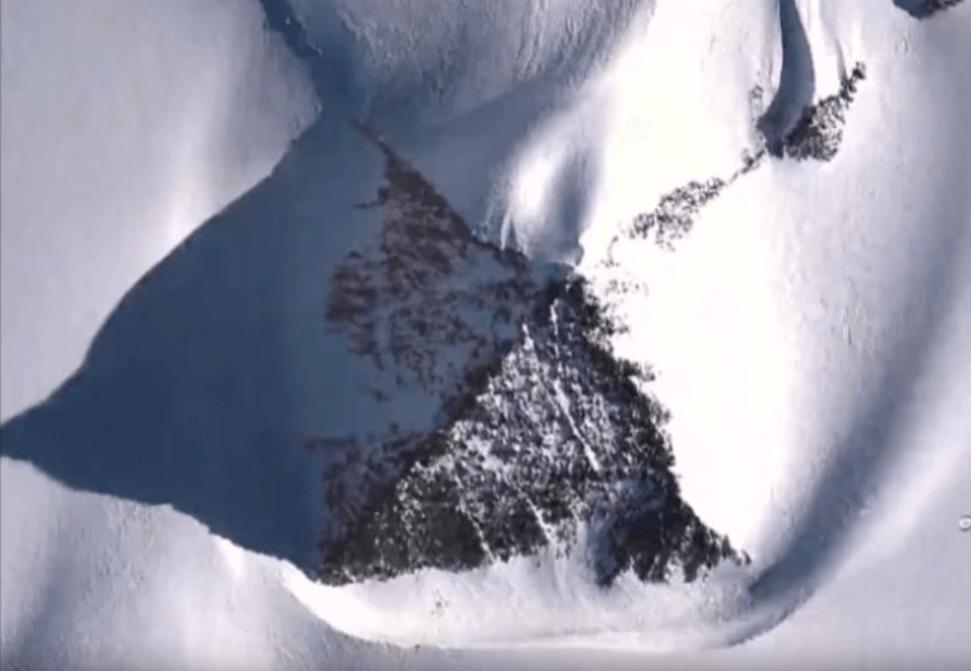 6 南極で古代の巨大都市遺跡がついに発見される?! 動画