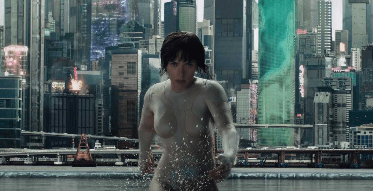 スカーレット・ヨハンソン主演、実写版『攻殻機動隊』予告編公開
