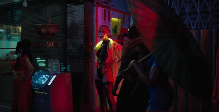 01-1-700x359 スカヨハ主演の実写版「攻殻機動隊」予告編公開!スカヨハ&ビートたけしも納得の実写版 動画