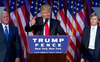 Donald Trump's entire election victory speech